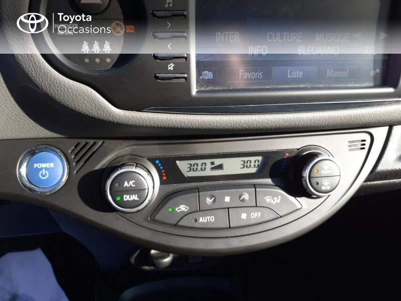 Photo 22 de l'offre de TOYOTA Yaris 100h France 5p MY19 à 12490€ chez Rizzon Auto - Toyota St Brieuc
