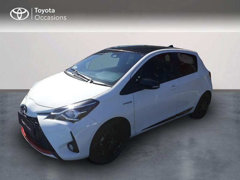 Photo 1 de l'offre de TOYOTA Yaris 100h GR SPORT 5p MY19 à 16990€ chez Rizzon Auto - Toyota St Brieuc