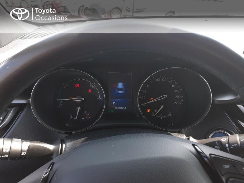 Photo 14 de l'offre de TOYOTA C-HR 122h Dynamic 2WD E-CVT à 20290€ chez Rizzon Auto - Toyota St Brieuc