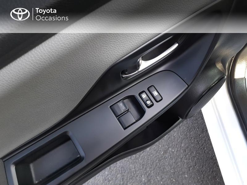Photo 20 de l'offre de TOYOTA Yaris 100h France 5p MY19 à 12490€ chez Rizzon Auto - Toyota St Brieuc