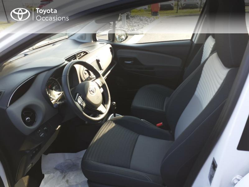 Photo 11 de l'offre de TOYOTA Yaris 100h France 5p MY19 à 12490€ chez Rizzon Auto - Toyota St Brieuc
