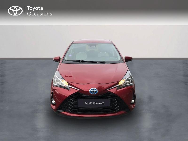 Photo 5 de l'offre de TOYOTA Yaris 100h Dynamic 5p MY19 à 13990€ chez Rizzon Auto - Toyota St Brieuc