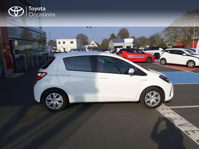 Photo 17 de l'offre de TOYOTA Yaris 100h France 5p MY19 à 12490€ chez Rizzon Auto - Toyota St Brieuc