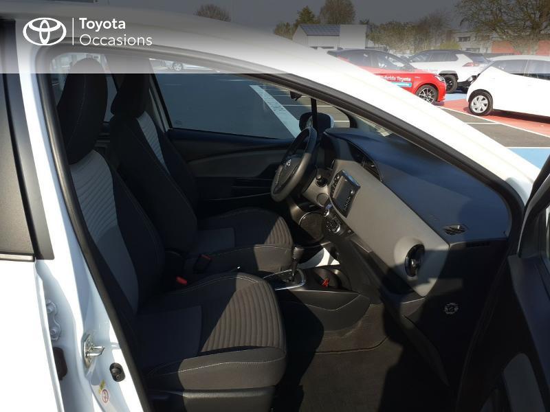 Photo 6 de l'offre de TOYOTA Yaris 100h France 5p MY19 à 12490€ chez Rizzon Auto - Toyota St Brieuc