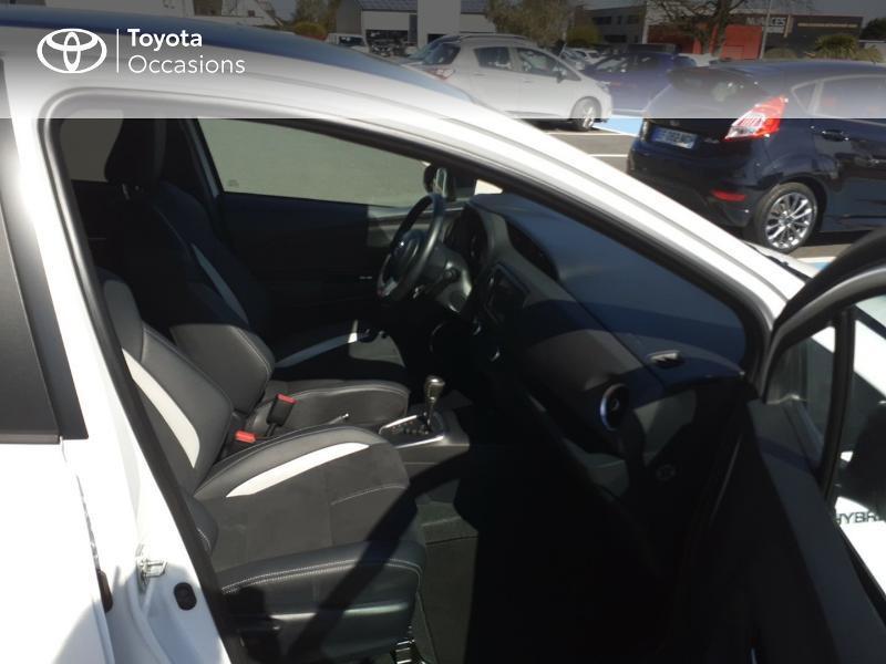 Photo 6 de l'offre de TOYOTA Yaris 100h GR SPORT 5p MY19 à 16990€ chez Rizzon Auto - Toyota St Brieuc