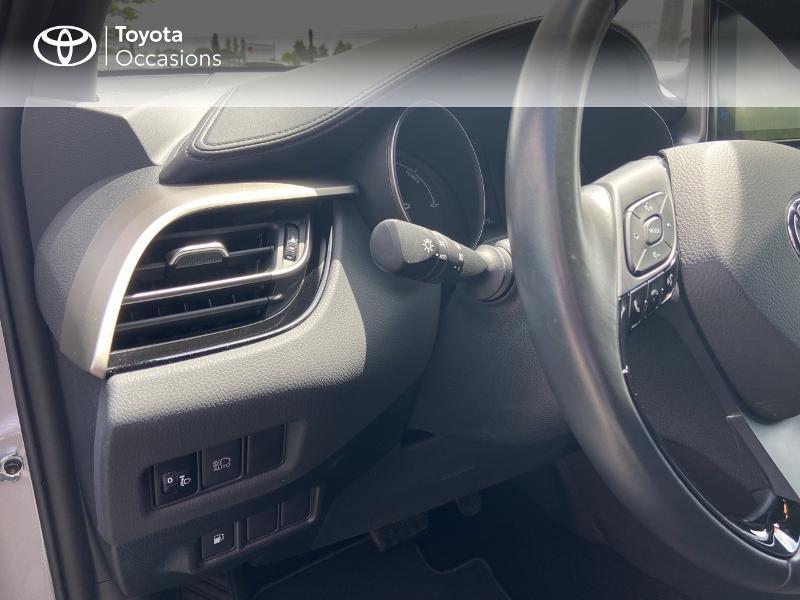 Photo 20 de l'offre de TOYOTA C-HR 122h Edition 2WD E-CVT RC18 à 20490€ chez Rizzon Auto - Toyota St Brieuc