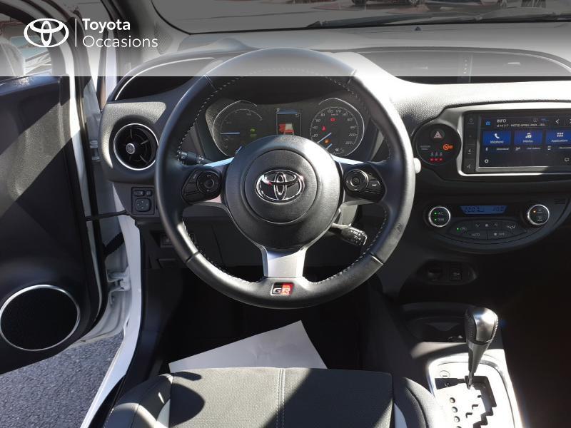 Photo 9 de l'offre de TOYOTA Yaris 100h GR SPORT 5p MY19 à 16990€ chez Rizzon Auto - Toyota St Brieuc