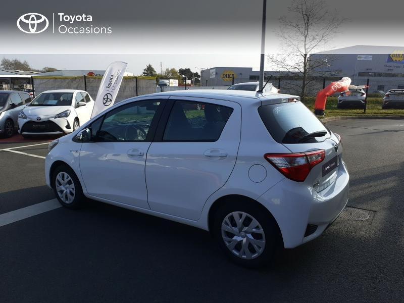 Photo 26 de l'offre de TOYOTA Yaris 100h France 5p MY19 à 12490€ chez Rizzon Auto - Toyota St Brieuc