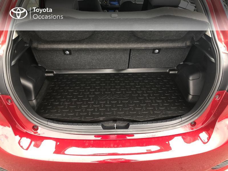 Photo 10 de l'offre de TOYOTA Yaris 100h Dynamic 5p MY19 à 13990€ chez Rizzon Auto - Toyota St Brieuc