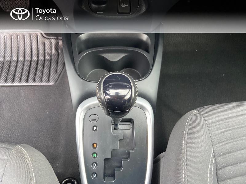 Photo 23 de l'offre de TOYOTA Yaris 100h Dynamic 5p à 12390€ chez Rizzon Auto - Toyota St Brieuc