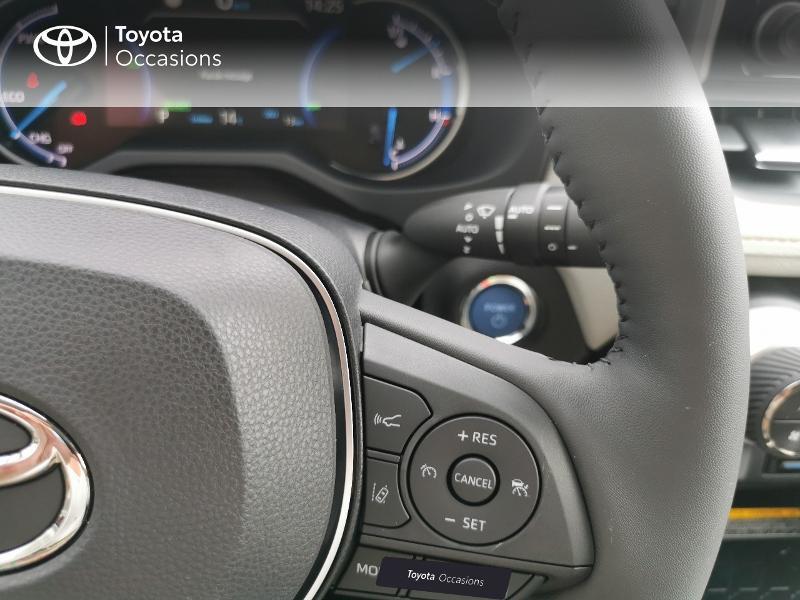 Photo 13 de l'offre de TOYOTA RAV4 Hybride 222ch Lounge AWD-i MY21 à 48990€ chez Rizzon Auto - Toyota St Brieuc