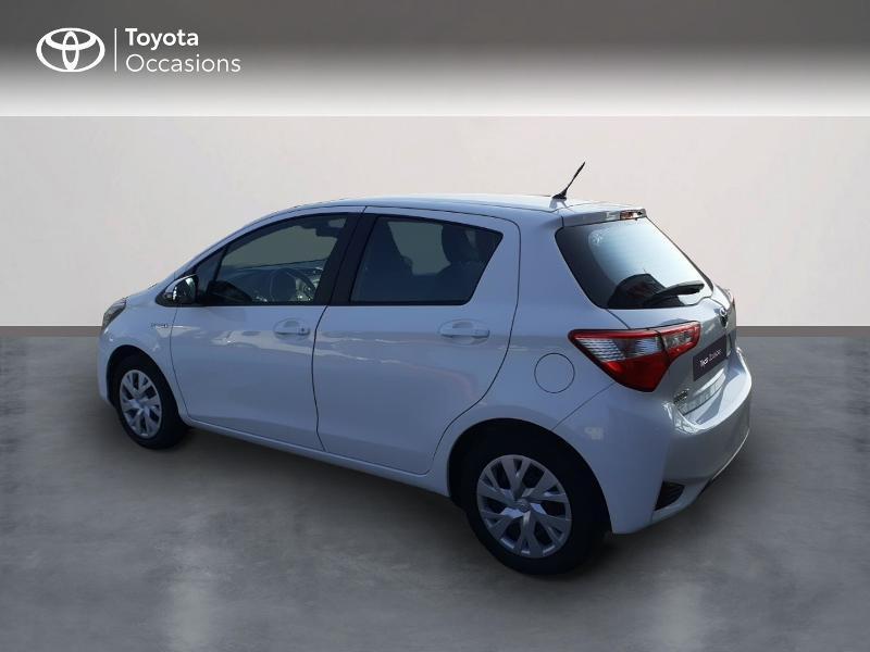 Photo 2 de l'offre de TOYOTA Yaris 100h France 5p MY19 à 12490€ chez Rizzon Auto - Toyota St Brieuc