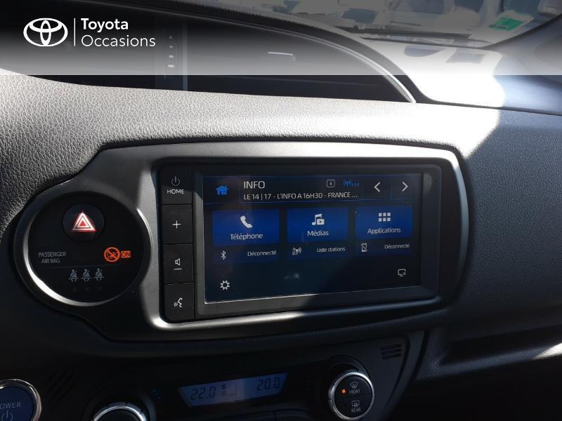 Photo 15 de l'offre de TOYOTA Yaris 100h GR SPORT 5p MY19 à 16990€ chez Rizzon Auto - Toyota St Brieuc