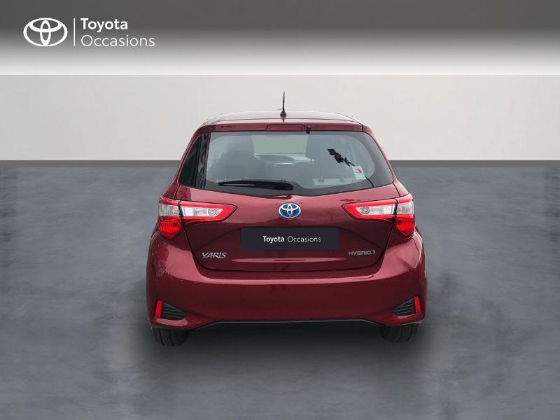 Photo 4 de l'offre de TOYOTA Yaris 100h Dynamic 5p MY19 à 13990€ chez Rizzon Auto - Toyota St Brieuc