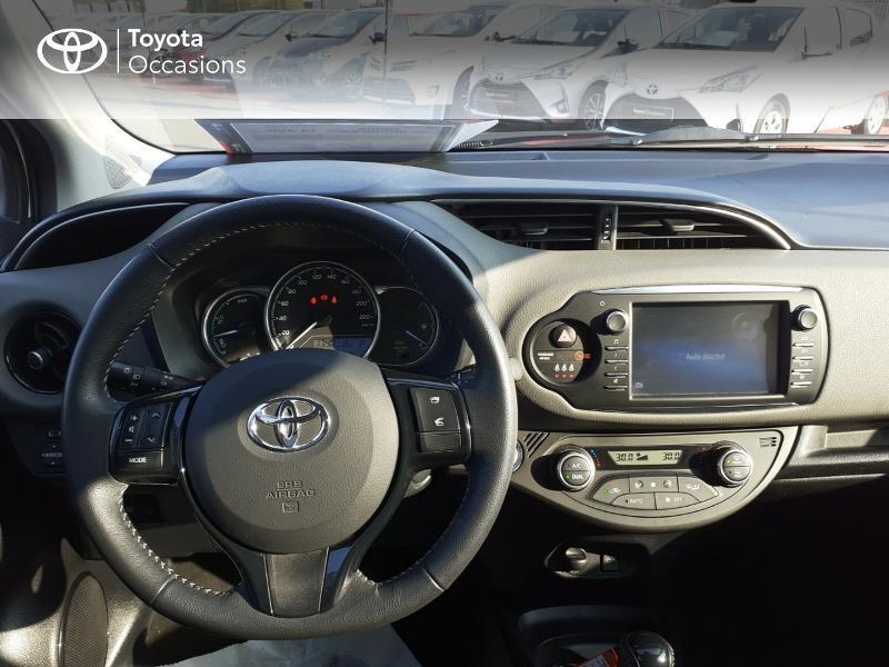 Photo 8 de l'offre de TOYOTA Yaris 100h France 5p MY19 à 12490€ chez Rizzon Auto - Toyota St Brieuc
