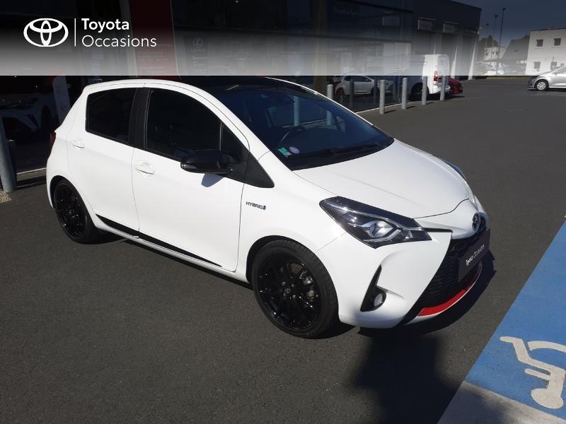 Photo 19 de l'offre de TOYOTA Yaris 100h GR SPORT 5p MY19 à 16990€ chez Rizzon Auto - Toyota St Brieuc