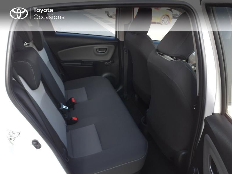 Photo 7 de l'offre de TOYOTA Yaris 100h France 5p MY19 à 12490€ chez Rizzon Auto - Toyota St Brieuc