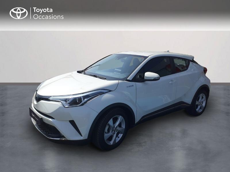 Photo 1 de l'offre de TOYOTA C-HR 122h Dynamic 2WD E-CVT à 20290€ chez Rizzon Auto - Toyota St Brieuc