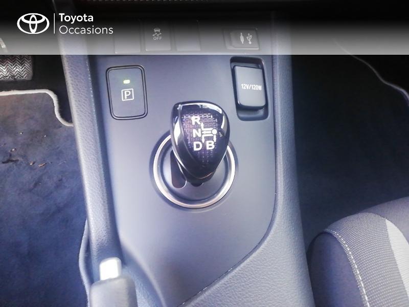 Photo 9 de l'offre de TOYOTA Auris HSD 136h Dynamic Business à 17490€ chez Rizzon Auto - Toyota St Brieuc
