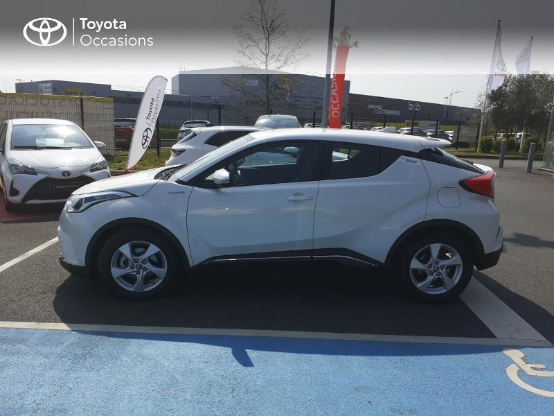 Photo 27 de l'offre de TOYOTA C-HR 122h Dynamic 2WD E-CVT à 20290€ chez Rizzon Auto - Toyota St Brieuc