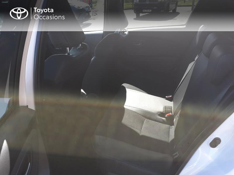 Photo 12 de l'offre de TOYOTA Yaris 100h GR SPORT 5p MY19 à 16990€ chez Rizzon Auto - Toyota St Brieuc