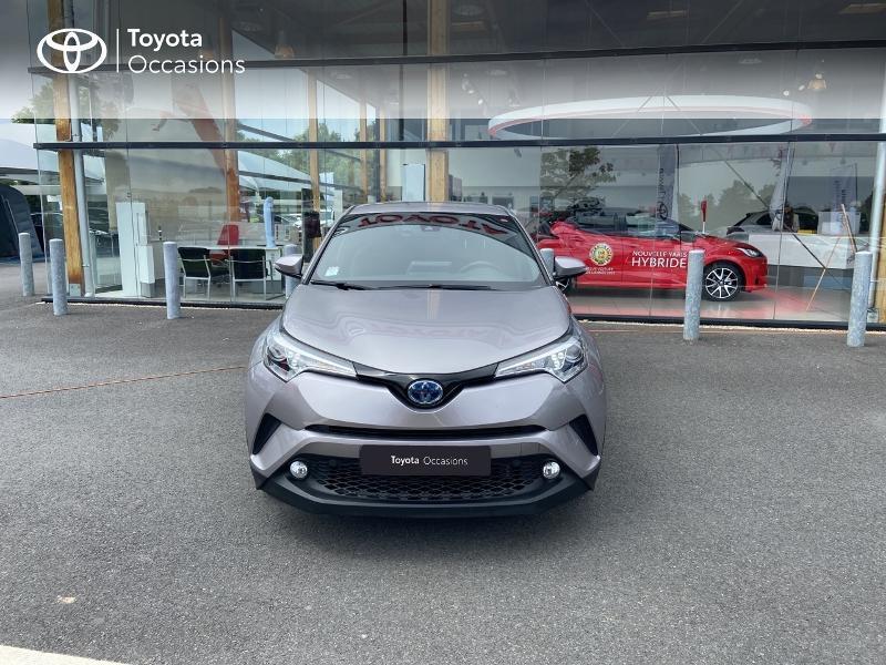 Photo 27 de l'offre de TOYOTA C-HR 122h Edition 2WD E-CVT RC18 à 20490€ chez Rizzon Auto - Toyota St Brieuc