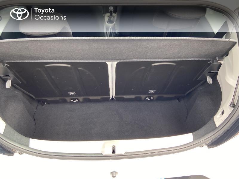 Photo 10 de l'offre de TOYOTA Aygo 1.0 VVT-i 72ch x-play 5p à 8990€ chez Rizzon Auto - Toyota St Brieuc