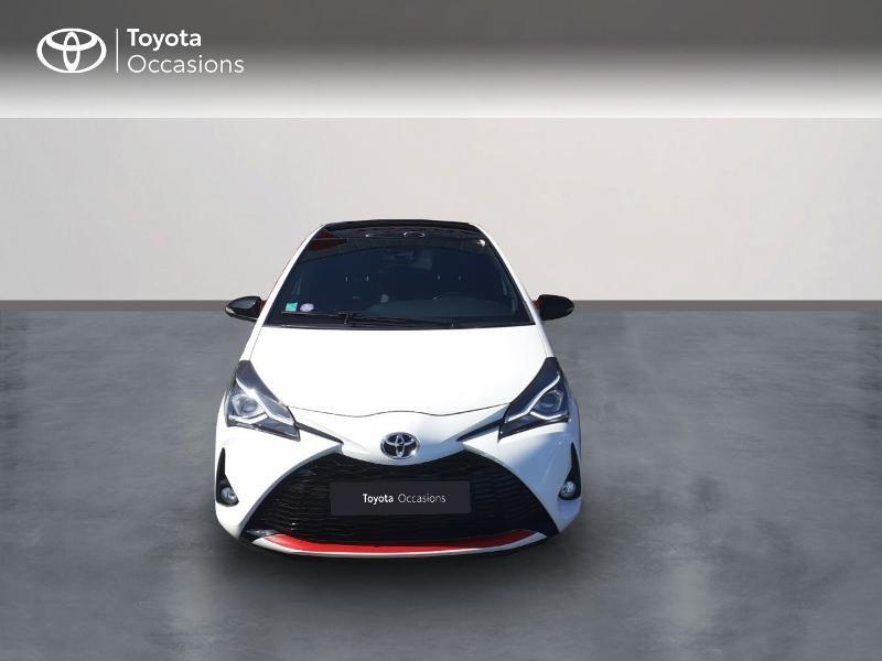 Photo 5 de l'offre de TOYOTA Yaris 100h GR SPORT 5p MY19 à 16990€ chez Rizzon Auto - Toyota St Brieuc