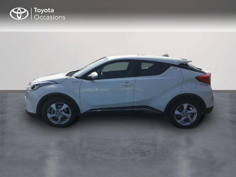 Photo 3 de l'offre de TOYOTA C-HR 122h Dynamic 2WD E-CVT à 20290€ chez Rizzon Auto - Toyota St Brieuc