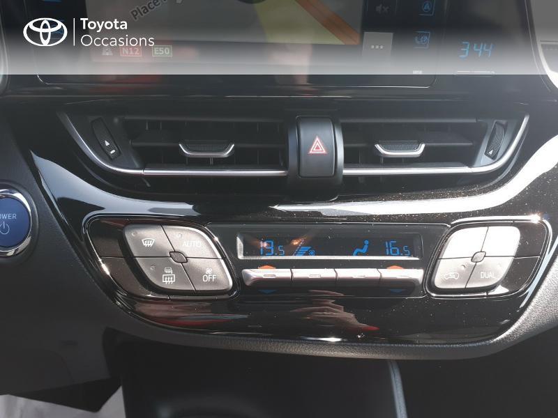 Photo 22 de l'offre de TOYOTA C-HR 122h Dynamic 2WD E-CVT à 20290€ chez Rizzon Auto - Toyota St Brieuc