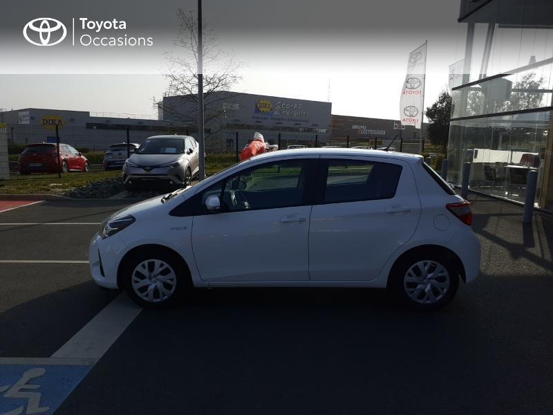 Photo 27 de l'offre de TOYOTA Yaris 100h France 5p MY19 à 12490€ chez Rizzon Auto - Toyota St Brieuc