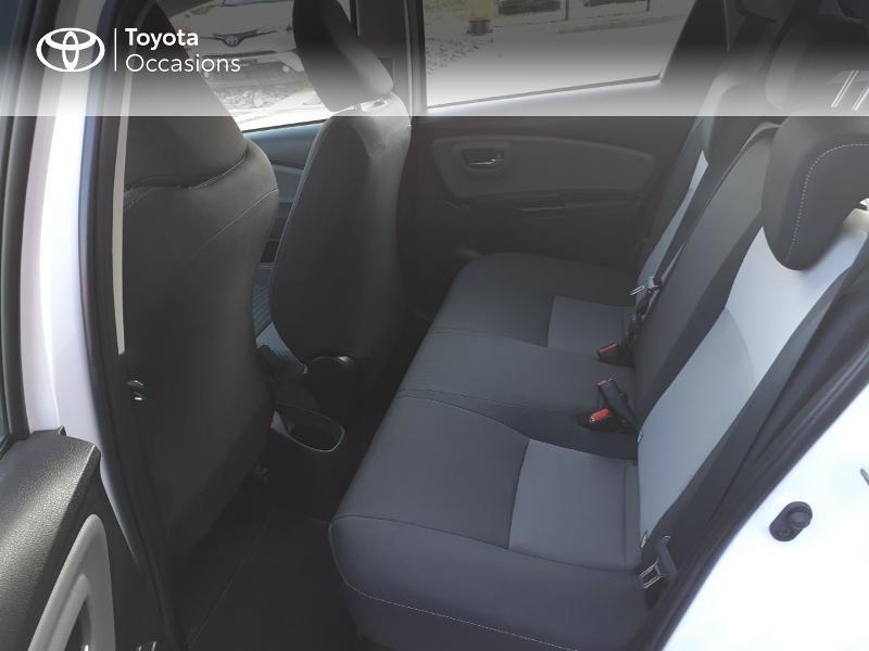 Photo 12 de l'offre de TOYOTA Yaris 100h France 5p MY19 à 12490€ chez Rizzon Auto - Toyota St Brieuc