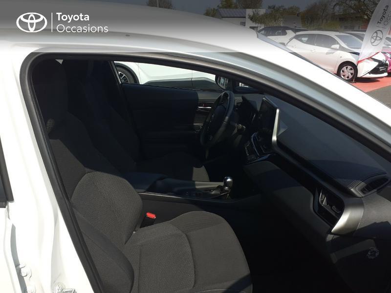 Photo 6 de l'offre de TOYOTA C-HR 122h Dynamic 2WD E-CVT à 20290€ chez Rizzon Auto - Toyota St Brieuc