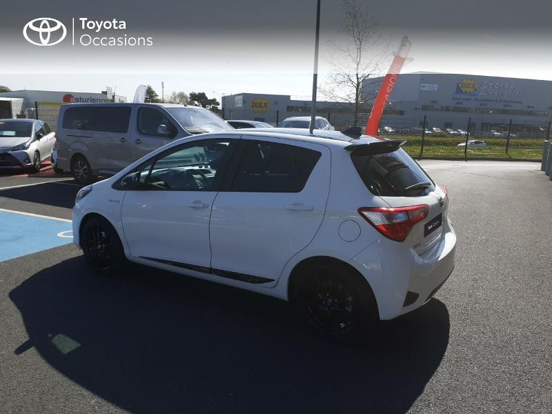 Photo 26 de l'offre de TOYOTA Yaris 100h GR SPORT 5p MY19 à 16990€ chez Rizzon Auto - Toyota St Brieuc