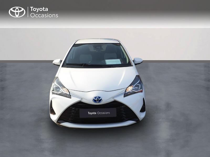 Photo 5 de l'offre de TOYOTA Yaris 100h France 5p MY19 à 12490€ chez Rizzon Auto - Toyota St Brieuc