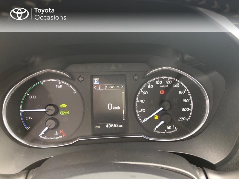 Photo 14 de l'offre de TOYOTA Yaris 100h Dynamic 5p MY19 à 13990€ chez Rizzon Auto - Toyota St Brieuc