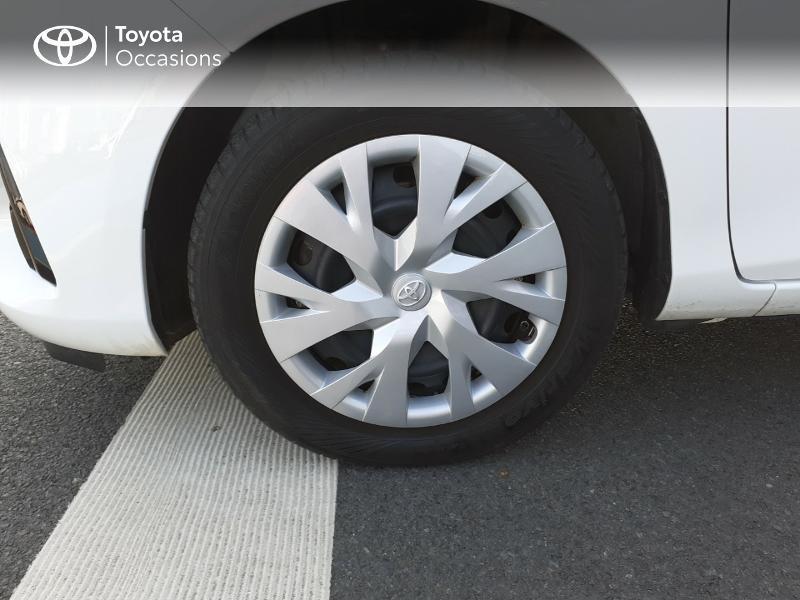 Photo 16 de l'offre de TOYOTA Yaris 100h France 5p MY19 à 12490€ chez Rizzon Auto - Toyota St Brieuc