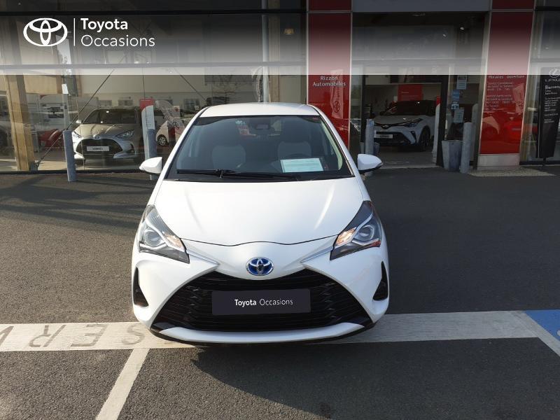 Photo 29 de l'offre de TOYOTA Yaris 100h France 5p MY19 à 12490€ chez Rizzon Auto - Toyota St Brieuc