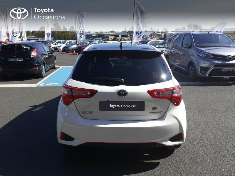 Photo 28 de l'offre de TOYOTA Yaris 100h GR SPORT 5p MY19 à 16990€ chez Rizzon Auto - Toyota St Brieuc