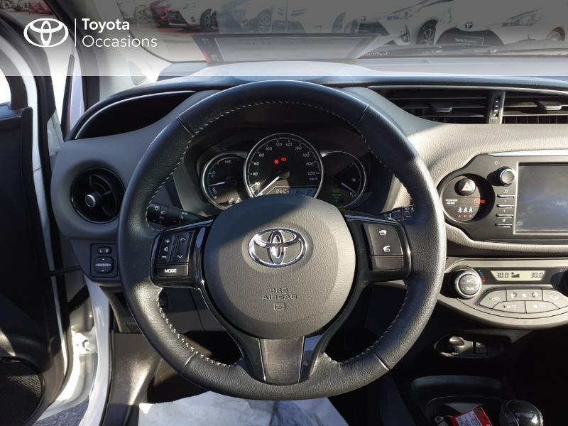 Photo 13 de l'offre de TOYOTA Yaris 100h France 5p MY19 à 12490€ chez Rizzon Auto - Toyota St Brieuc