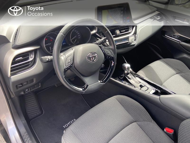 Photo 9 de l'offre de TOYOTA C-HR 122h Edition 2WD E-CVT RC18 à 20490€ chez Rizzon Auto - Toyota St Brieuc