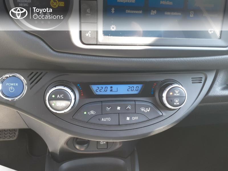 Photo 22 de l'offre de TOYOTA Yaris 100h GR SPORT 5p MY19 à 16990€ chez Rizzon Auto - Toyota St Brieuc