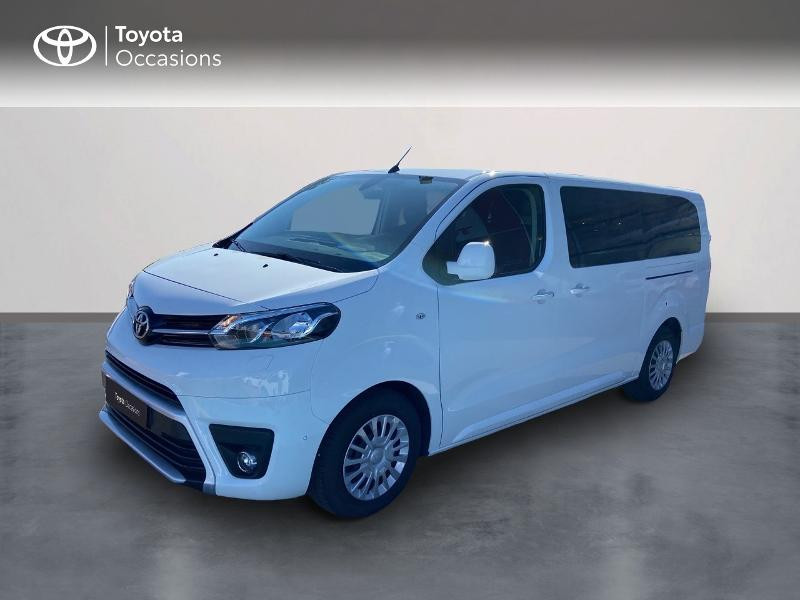 Toyota PROACE Verso Long 2.0 150 D-4D Dynamic RC18 Diesel Blanc Occasion à vendre
