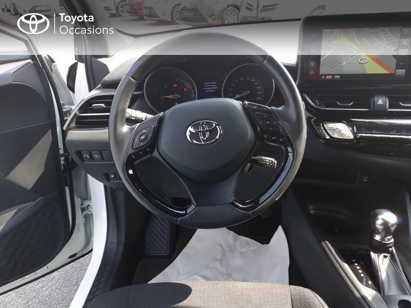 Photo 9 de l'offre de TOYOTA C-HR 122h Dynamic 2WD E-CVT à 20290€ chez Rizzon Auto - Toyota St Brieuc