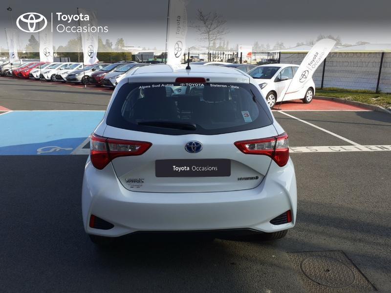 Photo 28 de l'offre de TOYOTA Yaris 100h France 5p MY19 à 12490€ chez Rizzon Auto - Toyota St Brieuc
