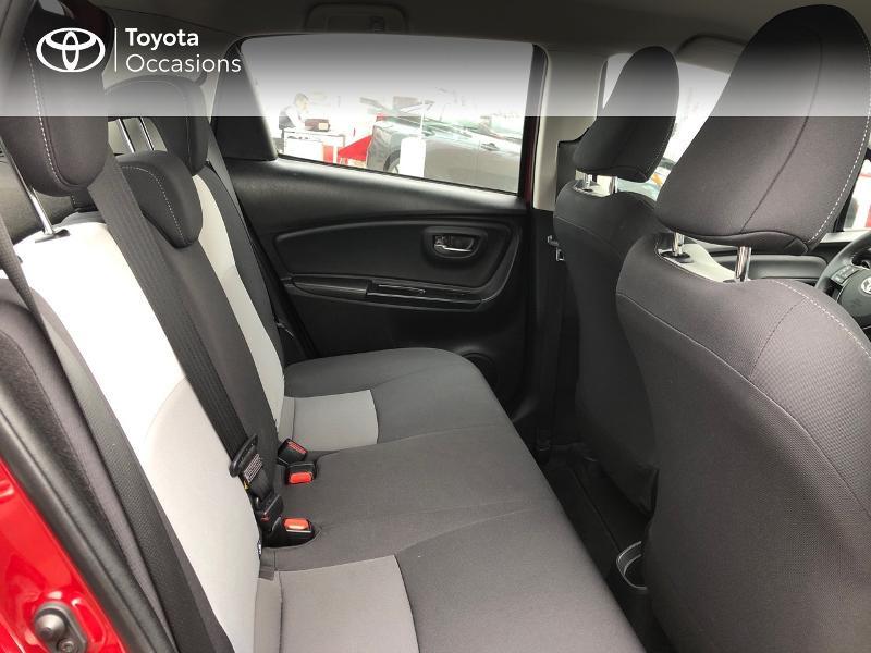 Photo 7 de l'offre de TOYOTA Yaris 100h Dynamic 5p MY19 à 13990€ chez Rizzon Auto - Toyota St Brieuc