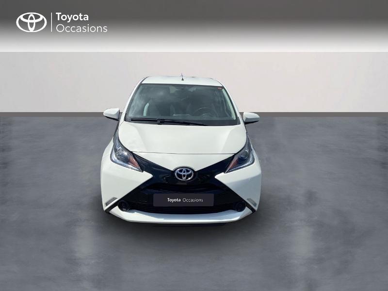 Photo 5 de l'offre de TOYOTA Aygo 1.0 VVT-i 72ch x-play 5p à 8990€ chez Rizzon Auto - Toyota St Brieuc