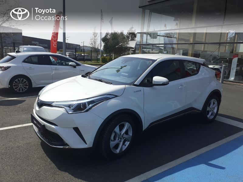 Photo 25 de l'offre de TOYOTA C-HR 122h Dynamic 2WD E-CVT à 20290€ chez Rizzon Auto - Toyota St Brieuc