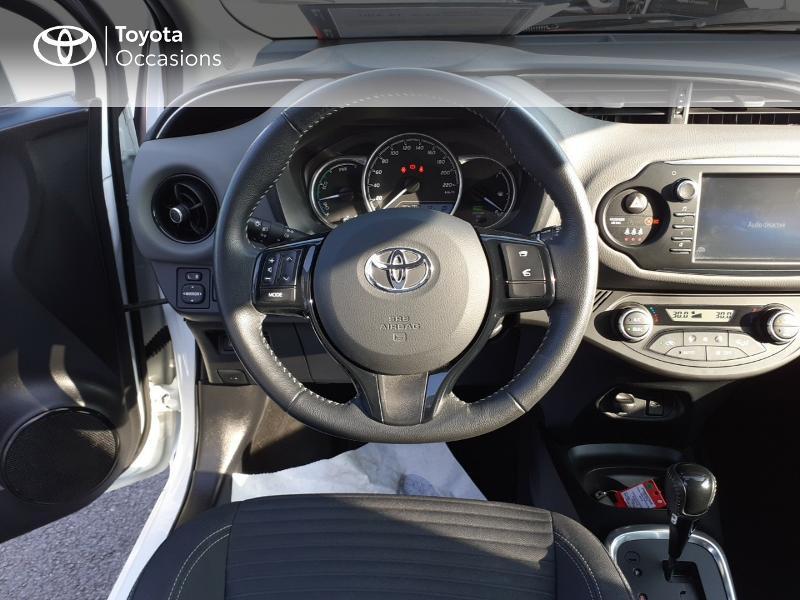 Photo 9 de l'offre de TOYOTA Yaris 100h France 5p MY19 à 12490€ chez Rizzon Auto - Toyota St Brieuc