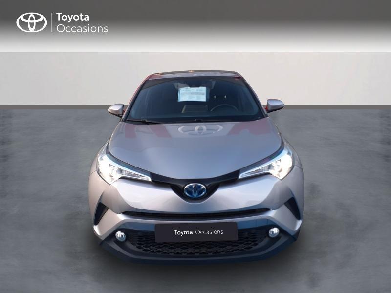 Photo 5 de l'offre de TOYOTA C-HR 122h Edition 2WD E-CVT RC18 à 21890€ chez Rizzon Auto - Toyota St Brieuc